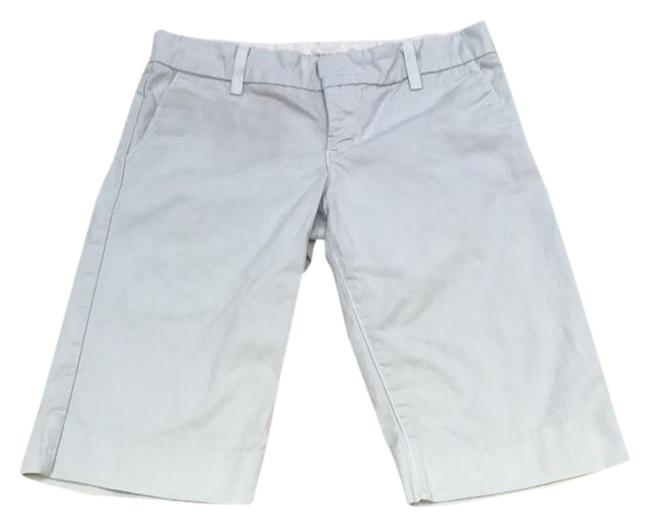 Juicy Couture Powder Blue Chino Shorts Size 6 (S, 28) Juicy Couture Powder Blue Chino Shorts Size 6 (S, 28) Image 1