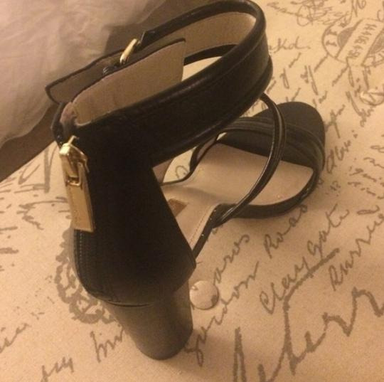Louise et Cie Black Sandals