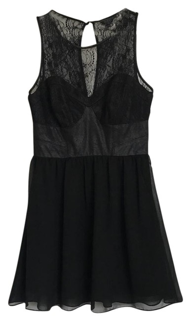 Preload https://img-static.tradesy.com/item/20619898/guess-black-above-knee-night-out-dress-size-4-s-0-1-650-650.jpg