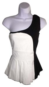 Body Central Top Black&white