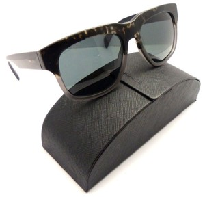 Prada PRADA 14Q RO3-1A1 Sunglasses Spotted Black Grey / Grey