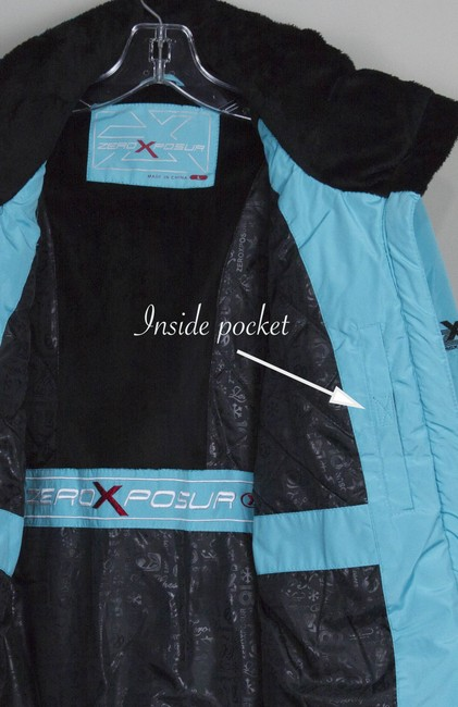 ZeroXposur Removable Hood Jacket Down Coat