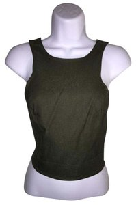 Charlotte Russe Top Olive green