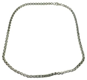 David Yurman Box Chain Necklace, 5.2mm