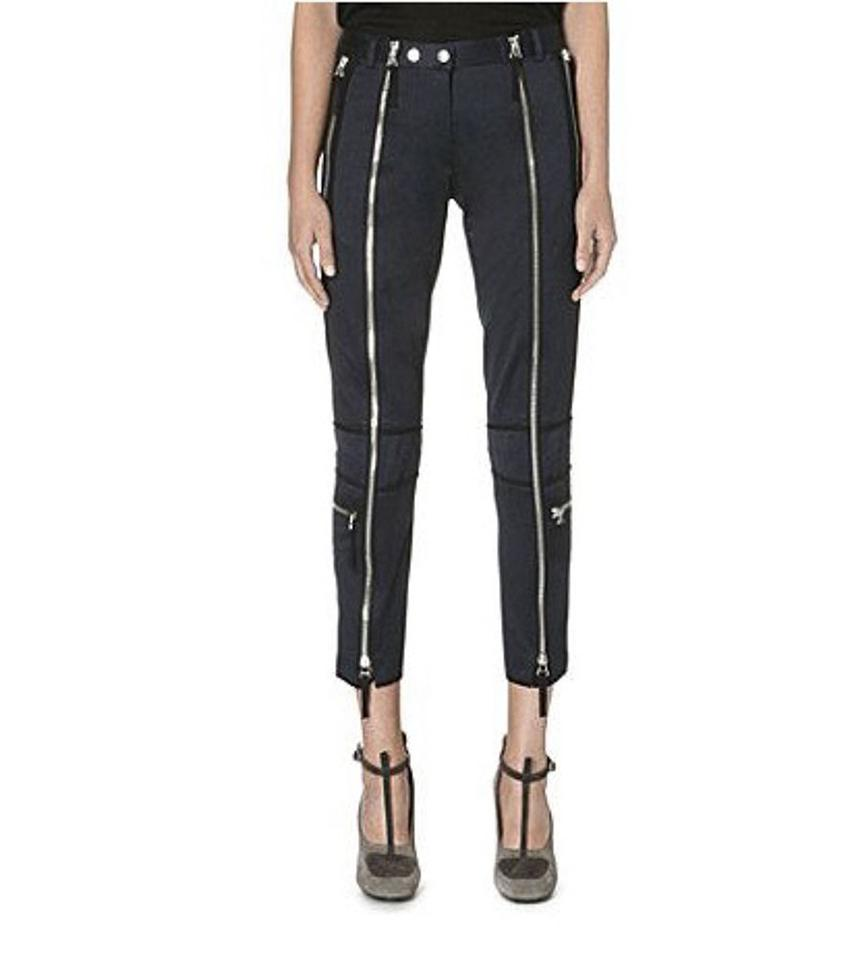 e4a7212986d2 Dries van Noten Runway Paris Zipper Cargo Trouser Pants OLIVE Image 4. 12345