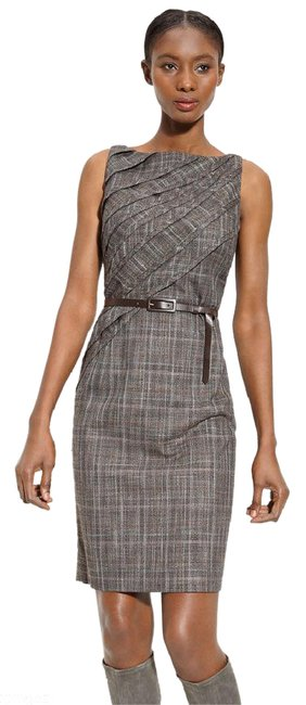 Preload https://item3.tradesy.com/images/classiques-entier-brown-new-allsorts-plaid-short-workoffice-dress-size-4-s-20620292-0-1.jpg?width=400&height=650