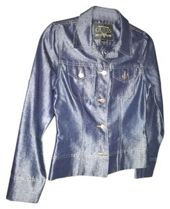 Guess ? Womens Jean Jacket