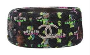Chanel Chanel Flannel Plaid Cuff