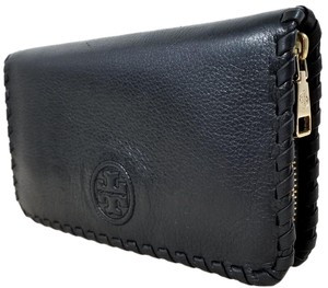 Tory Burch 'Marion' Zip Continental Wallet