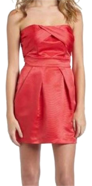 Preload https://img-static.tradesy.com/item/20620484/bcbgeneration-teaberry-mini-cocktail-dress-size-0-xs-0-1-650-650.jpg