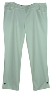Escada Trouser Pants Off-White
