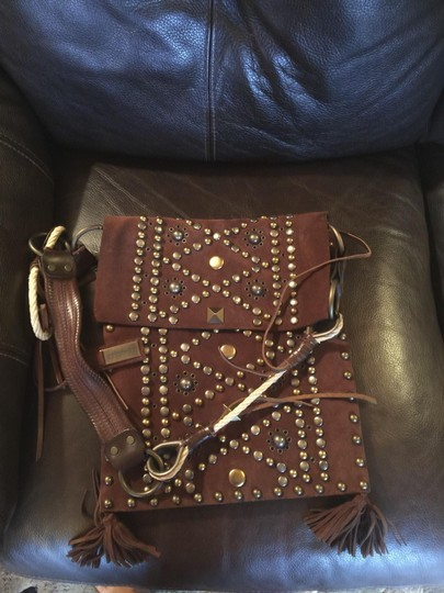 Preload https://item1.tradesy.com/images/dolce-and-gabbana-brown-suede-cross-body-bag-20620595-0-1.jpg?width=440&height=440