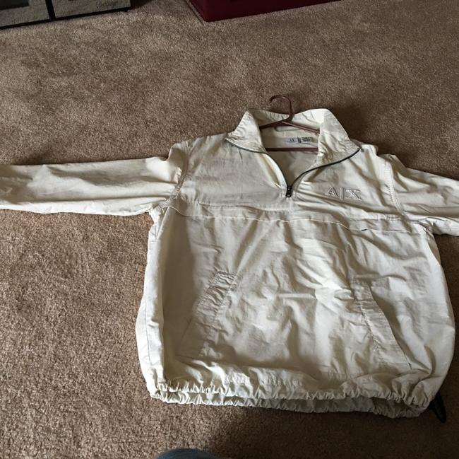 Preload https://item4.tradesy.com/images/ax-armani-exchange-off-white-oo-spring-jacket-size-6-s-20620613-0-0.jpg?width=400&height=650