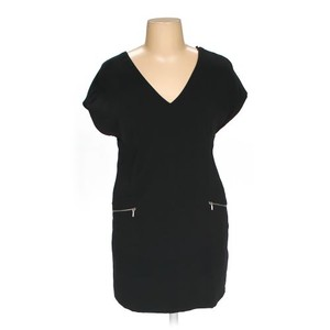 ELVI short dress Black on Tradesy