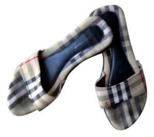Burberry BURBERRY CHECK Sandals