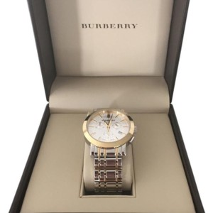 Burberry two toned