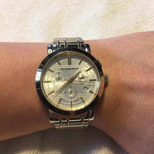 Burberry 40MM two toned