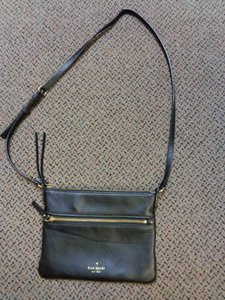 Kate Spade Leather Cow Cross Body Bag