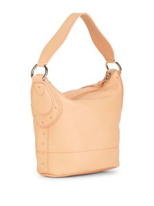 See by Chloé Chloe Janice Leather Golden Hardware Hobo Bag