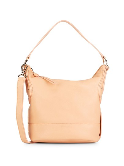 See by Chloé Janice Leather Golden Hardware Hobo Bag