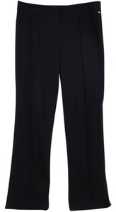Escada Straight Pants Navy