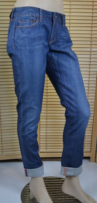 JEAN Denim Cotton Skinny Jeans-Medium Wash