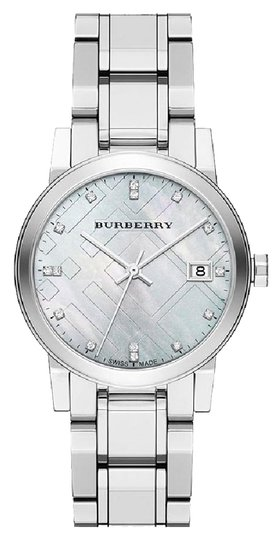 Preload https://img-static.tradesy.com/item/20620926/burberry-silver-in-the-box-lady-swiss-diamond-bu9125-watch-0-1-540-540.jpg
