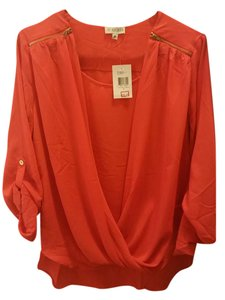 Guess Top Poppy Red (Orange)