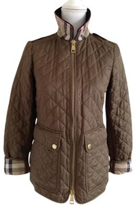 Burberry Olive Jacket
