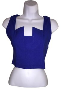 Charlotte Russe Top Royal blue