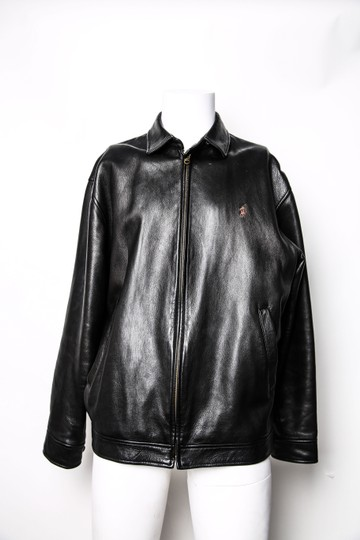 Preload https://img-static.tradesy.com/item/20621356/polo-ralph-lauren-black-jacket-shirt-0-0-540-540.jpg