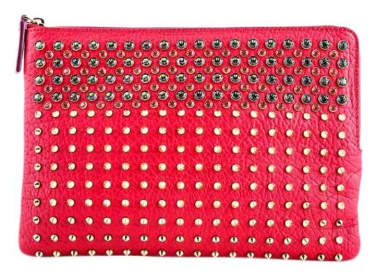 Preload https://item5.tradesy.com/images/mcm-stark-special-studded-leather-clutch-20621414-0-1.jpg?width=440&height=440