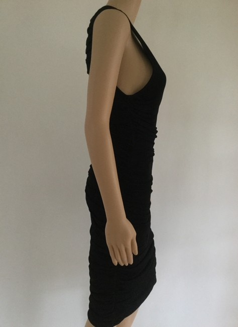 Alexandre Vauthier Sexy New With Tags Plunging Neckline Sleeveless Sold Dress