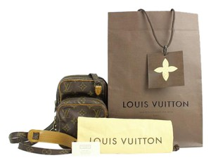 Louis Vuitton Mini Amazon Amazon Pm Danube Marly Shoulder Bag