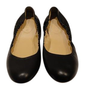 J.Crew Ballet Never Worn Black Flats