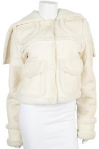 Balenciaga Cream Jacket