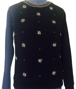 Juicy Couture Embellished Cotton Sweatshirt