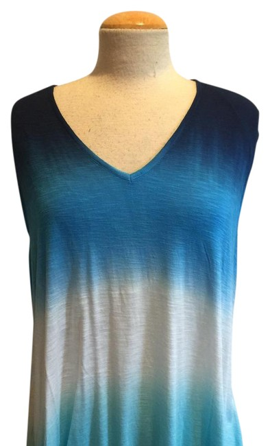 Preload https://item4.tradesy.com/images/young-fabulous-and-broke-tie-dye-blouse-size-4-s-20621803-0-1.jpg?width=400&height=650