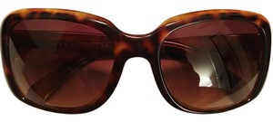 Prada Prada Havana/Brown Gradient Lens Sunglasses with Tortoise Frames