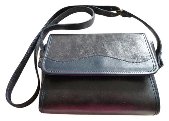 Preload https://item1.tradesy.com/images/vintage-navy-blue-glove-tanned-and-vachetta-leather-cross-body-bag-20621890-0-1.jpg?width=440&height=440