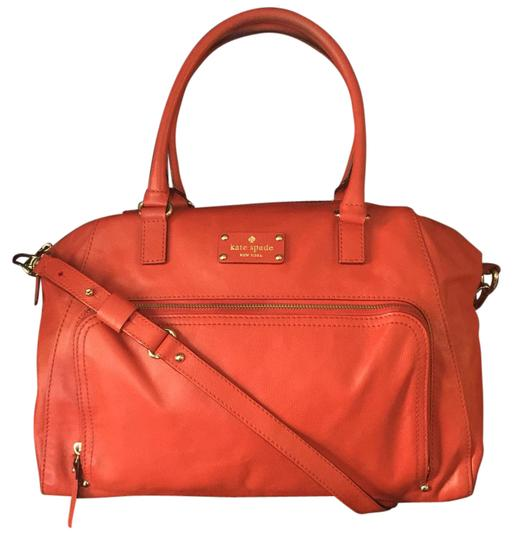 Preload https://item3.tradesy.com/images/kate-spade-red-leather-shoulder-bag-20621962-0-1.jpg?width=440&height=440