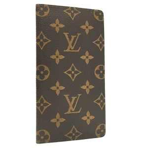 Louis Vuitton Louis Vuitton Monogram Agenda Horizontal Notebook Cover
