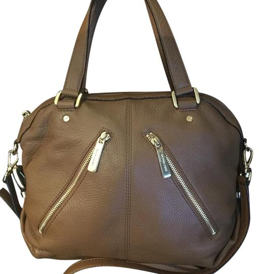 Preload https://item4.tradesy.com/images/michael-kors-camel-leather-satchel-20622103-0-1.jpg?width=440&height=440