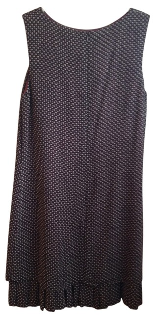 Preload https://item2.tradesy.com/images/casual-corner-brown-print-sheath-above-knee-short-casual-dress-size-6-s-2062236-0-0.jpg?width=400&height=650