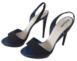 Pollini black & blue Formal