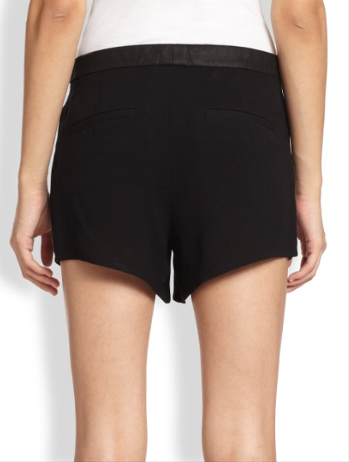 Helmut Lang Mini/Short Shorts black Image 2