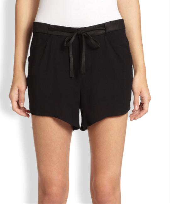 Helmut Lang Mini/Short Shorts black Image 4