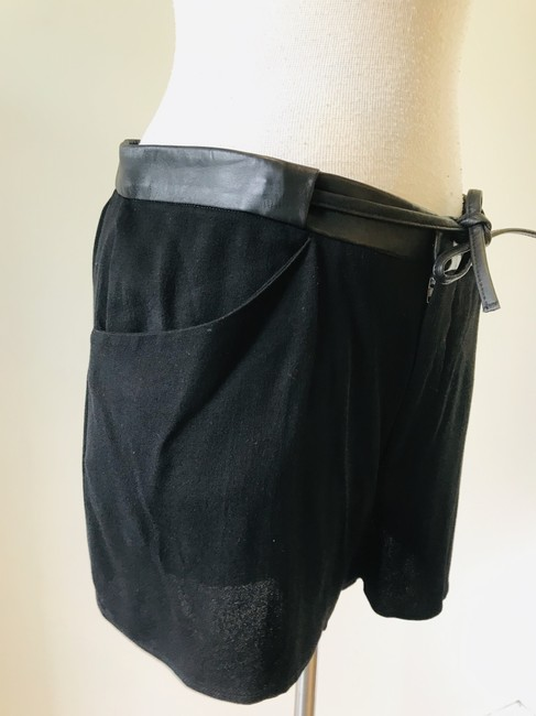 Helmut Lang Mini/Short Shorts black Image 6