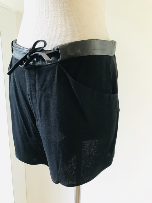 Helmut Lang Mini/Short Shorts black Image 7