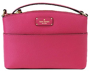 Kate Spade Pink Leather Sale Cross Body Bag